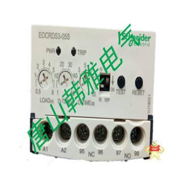 施耐德EOCR(原韩国三和)-经济型马达保护器EOCRDS3-30S 唐山韩雅电气设备有限公司 施耐德EOCR,马达保护器,电子式继电器,韩国三和SAMWHA,电动机保护器