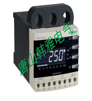 施耐德EOCR(原韩国三和)-数码经济型马达保护器EOCR3MZ2-WRAUW 3MZ2-WRAUW,马达保护器,电动机保护器,韩国三和SAMWHA,电子式继电器