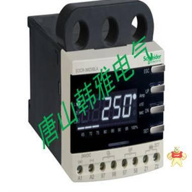 施耐德EOCR(原韩国三和)-数码经济型马达保护器EOCR3MZ2-WRAUW 唐山韩雅电气设备有限公司 3MZ2-WRAUW,马达保护器,电动机保护器,韩国三和SAMWHA,电子式继电器