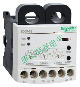 热继电器EOCRSS-05RV7 施耐德,韩国三和,韩国SAMWHA,电子式继电器,EOCR-SS