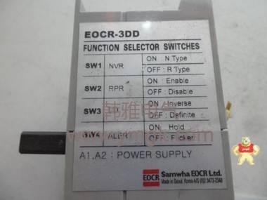 施耐德韩国三和EOCR-3MZ 唐山韩雅电气设备有限公司 施耐德,韩国三和,韩国SAMWHA,电子式继电器,EOCR-DS1
