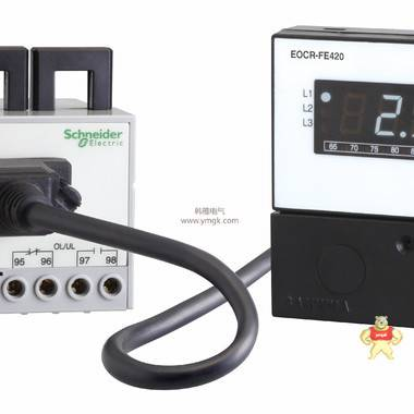 EOCR-FM420电动机保护器 唐山韩雅电气设备有限公司 施耐德,韩国三和,韩国SAMWHA,电子式继电器,EOCR-DS1
