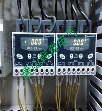 施耐德EOCR-3DM电子式过电流继电器 施耐德,韩国三和,韩国SAMWHA,电子式继电器,EOCR-DS1