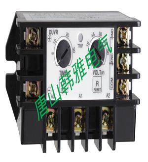 施耐德EOCR(原韩国三和)-直流保护器DUVR-110RY7M 施耐德EOCR,电子式继电器,马达保护器,电动机保护器,韩国三和SAMWHA
