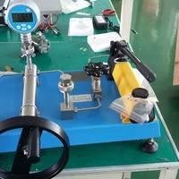 压力校验台-超高压液体压力校验台0-120-250mpa ATE2000金湖中泰厂家直销