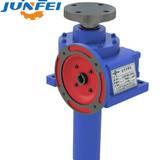JRSS螺旋丝杆升降机   结构耐用   装置自锁