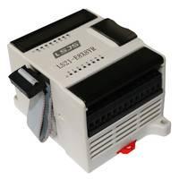 8入/8出5A继电器/24V电源输入/支持RS-485接口/PLC扩展模块/3个月包换/2年保修/LS21-E8X8YR