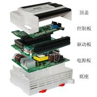 12输入/16点5A 继电器输出/称重混合主机/LS21-28MR-2WT
