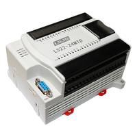 14入/10出晶体管2路高速输入100K/3路高速输出100K/可扩展8个模块/LS22-24MT