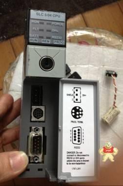 罗克韦尔CPU 1747L541,1747-L541,CPU 5/04,SLC500 5/04,AB CPU
