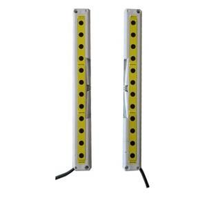 NA2-N12 超薄区域检测光幕 安全光栅 12光轴 20mm间距