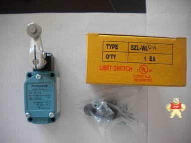 霍尼韦尔行程开关SZL-WL-E原装现货 SZL-WLE-B,SZL-WLE-A,SZL-WLD-C,SZL-VL-G,SZL-VL-C
