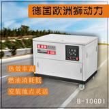 10KW静音汽油发电机 德国品质