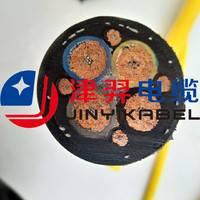 厂家直销 4*35.0+4*6.0 矿用台车专用电缆