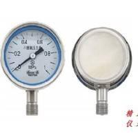 不锈钢压力表 耐震压力表 电接点压力表