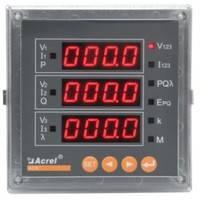 ACR220E安科瑞多功能仪表 多功能电表 网络电力仪表