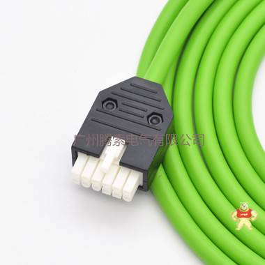 西门子V90伺服电机 低惯量增量型编码器电缆5米 6FX3002-2CT20-1AF0 6FX3002-2CT20-1AF0,6FX3002-2CT20-1BA0,西门子V90编码器电缆,V90低惯量编码器线,6FX3002-2CT20-1BF0