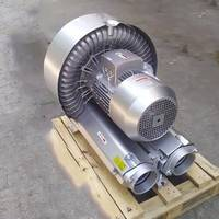 厂家直销双段式高压风机,双叶轮旋涡风机,漩涡气泵