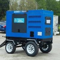 400A车载静音发电电焊机TO400A-J