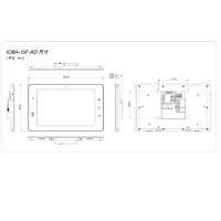 IEI 威强电 IOBA-10F-AD 重工业平板电脑 工控机