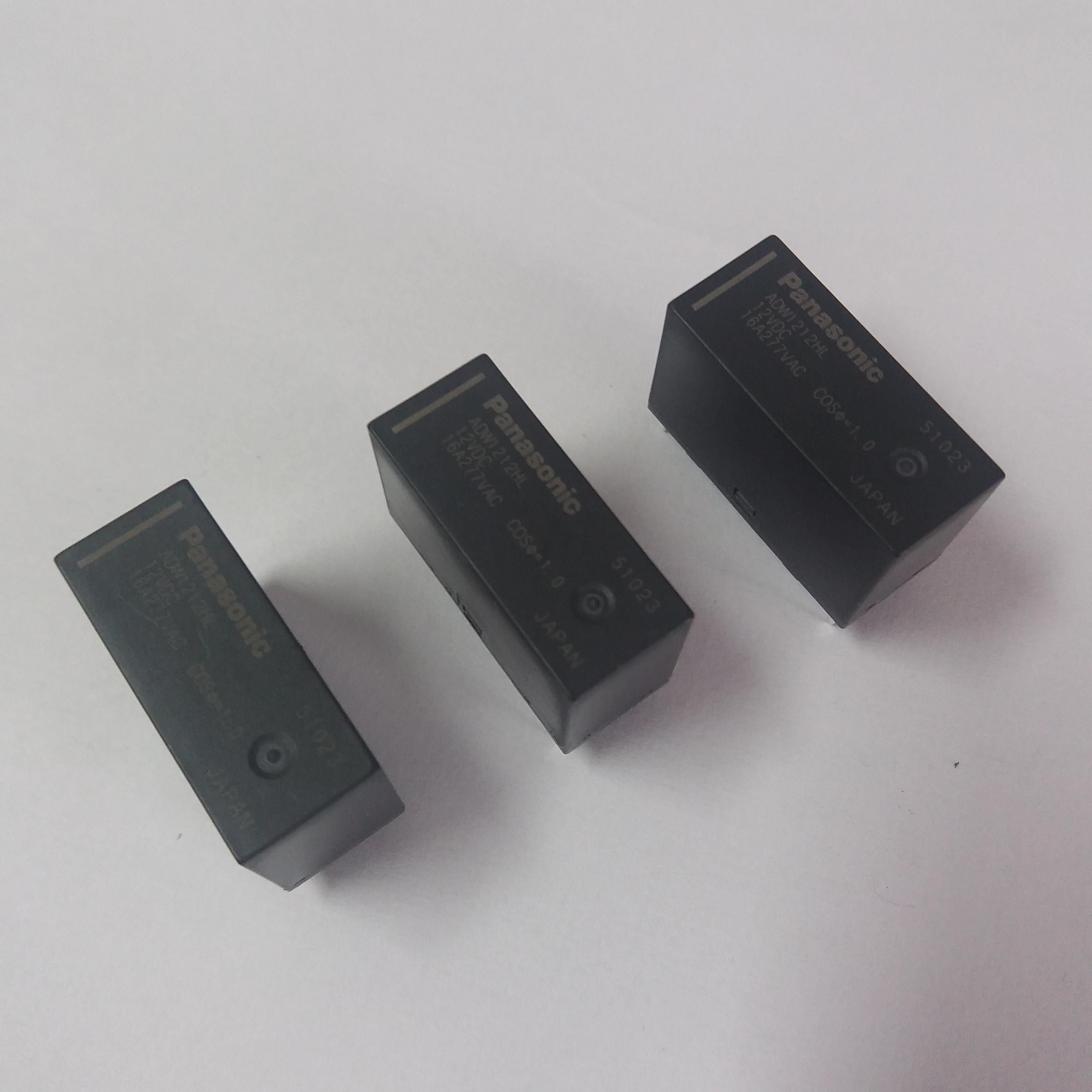 供应深圳松下继电器ADW1212HLW原装新货 继电器,松下继电器,功率继电器