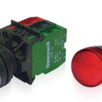 霍尼韦尔 PB22系列 带灯按钮 PB22D-R