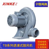 TB100-1 0.75KW 1HP透浦式中压鼓风机
