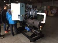 广东东莞厂家供应100HP螺杆式冷水机  水冷螺杆式冷水机  螺杆式冷冻机  工业冷冻机