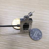 拉压双压S型张力传感器
