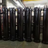 供应壳管式冷凝器 壳管式换热器 水冷式冷凝器 中央空调冷凝器 冷凝器厂家