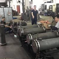 东莞厂家供应20HP壳管式冷凝器 水冷式冷凝器 冷冻式冷凝器 壳管式换热器 水炮