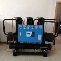 专业生产20HP工业冷水机 水冷式冷水机 水冷式冷冻机  冰水机 制冷机组
