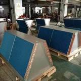 广东东莞生产厂家直销冷凝器 翅片式冷凝器 翅片式换热器 中央空调冷凝器 冷凝器厂家