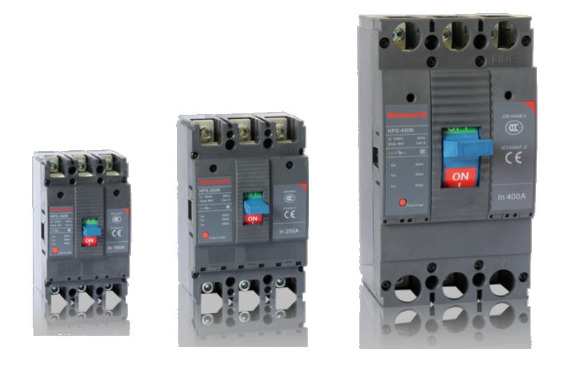 霍尼韦尔 塑壳断路器 HPS系列 霍尼韦尔电气直营店