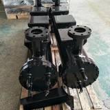 供应优质壳管式蒸发器 壳管式冷却器 水冷蒸发器 中央空调蒸发器 蒸发器厂家