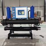广东佛山供应10HP挤塑专用冷水机 冷水机厂家 水冷箱式冷水机 水冷式冷水机 注塑机专用工业冷水机