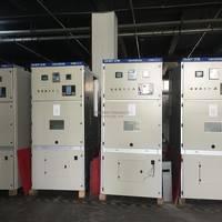 KYN覆铝锌板高压开关柜 高压开关柜机械强度高防护等级高