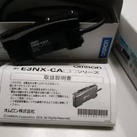 欧姆龙光纤放大器E3NX-CA11
