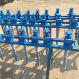 SWL5吨蜗轮丝杆升降机 螺母升降 丝杆升降机--德州耐力