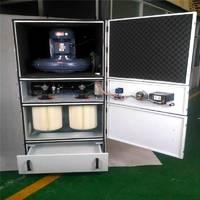 MCJC-11000(11kw)脉冲反吹集尘机 打磨粉尘除尘器 平面磨床脉冲吸尘器