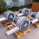 工业自动化设备专用25kw旋涡式高压风机 双段式旋涡式气泵