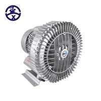 单叶轮高压风机单段式高压鼓风机