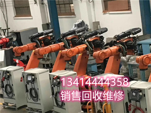 库卡二手机器人KR210 负载210公斤