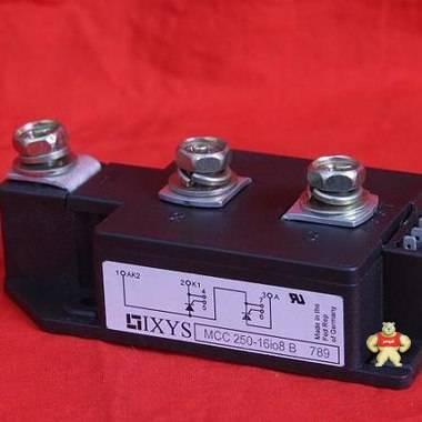 德国IXYS可控硅模块MCC220-08io1 模块