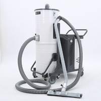 工厂车间清理粉尘吸尘器 设备清洁专用工业吸尘器 可移动式集尘器