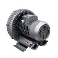 河道治理专用旋涡气泵 家用电220v高压风机 2.2kw曝气鼓风机