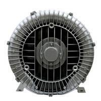 水产养殖投饲机专用高压风机厂家直销2.2kw漩涡式高压气泵