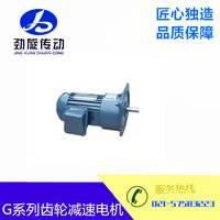 供应高效率全封闭G18铸铁HRC58-60齿轮减速电机