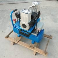 移动式无油空压机 仪器仪表无油空压机 检测用2.5Mpa高压无油空压机 彼迪供
