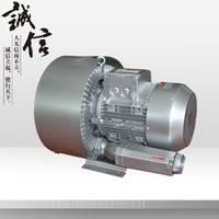 污水处理曝气漩涡式高压气泵 厂家直销供应双叶轮高压风机高压力低噪音